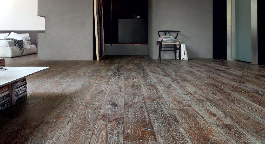 Listone Giordano海島型木地板-手刮處理木地板4